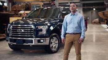 Ford TV Spot, 'Francisco Ruíz y su F-150' [Spanish] - Thumbnail 1