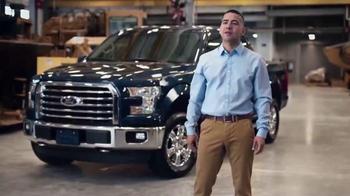 Ford TV Spot, 'Francisco Ruíz y su F-150' [Spanish] - Thumbnail 6