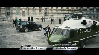 Time Warner Cable On Demand TV Spot, 'London Has Fallen' - Thumbnail 5