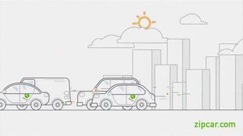 Zipcar App TV Spot, 'Car Sharing for Errands and Adventures' - Thumbnail 3