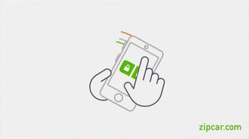 Zipcar App TV Spot, 'Car Sharing for Errands and Adventures' - Thumbnail 4