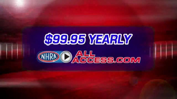 NHRA All Access TV Spot, 'Another Day in the Office' - Thumbnail 5