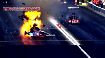 NHRA All Access TV Spot, 'Another Day in the Office'