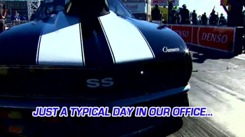 NHRA All Access TV Spot, 'Another Day in the Office' - Thumbnail 4