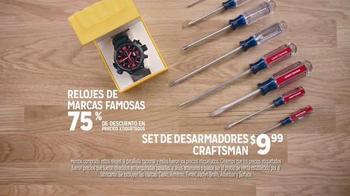 Kmart TV Spot, 'Día de los Padres: herramientas y relojes' [Spanish]