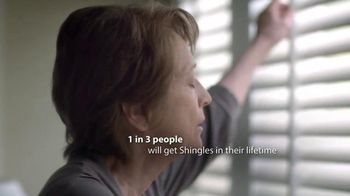 Merck TV Spot, 'Day #20 With Shingles'