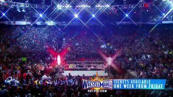 Ticketmaster TV Spot, '2017 WrestleMania: Orlando' Song by Shanks Mansell - 5 commercial airings