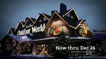 Bass Pro Shops TV Spot, 'Santa's Wonderland: Handmade Ornaments' - Thumbnail 8