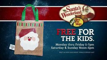 Bass Pro Shops TV Spot, 'Santa's Wonderland: Handmade Ornaments' - Thumbnail 9