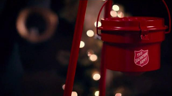 The Salvation Army TV Spot, '2016 Holidays: Kettle' - Thumbnail 6