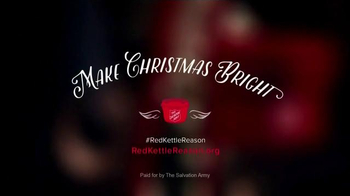 The Salvation Army TV Spot, '2016 Holidays: Kettle' - Thumbnail 7