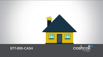 CashCall Mortgage TV Spot, 'Pull Cash Out' - Thumbnail 1