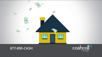 Cashcall Mortgage TV Spot, 'Pull Cash Out'