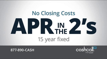 CashCall Mortgage TV Spot, 'Pull Cash Out' - Thumbnail 3