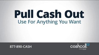 CashCall Mortgage TV Spot, 'Pull Cash Out' - Thumbnail 5
