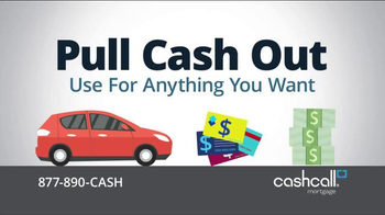 CashCall Mortgage TV Spot, 'Pull Cash Out' - Thumbnail 7