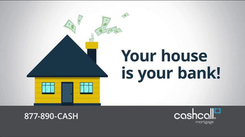 CashCall Mortgage TV Spot, 'Pull Cash Out' - Thumbnail 8
