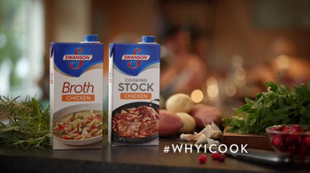 Swanson TV Spot, 'Why I Cook: Colder' - Thumbnail 10