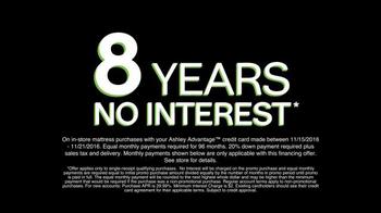 Ashley HomeStore Pre-Black Friday Sale TV Spot, 'Mattress Deals' - Thumbnail 4