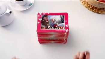 Shutterfly Greetings TV Spot, 'Never Let Go of the Holiday Season'