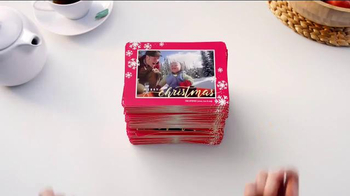 Shutterfly Greetings TV Spot, 'Never Let Go of the Holiday Season' - 694 commercial airings