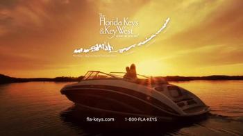 The Florida Keys & Key West TV Spot, 'Slow Down' - Thumbnail 9