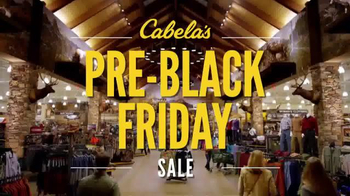 Cabela\'s Pre-Black Friday Sale TV Spot, \'It\'s That Season Again\'