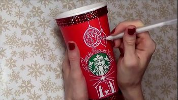 Starbucks TV Spot, 'Red Cup Decor' Song by The Zombies - Thumbnail 2