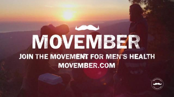 Movember Foundation TV Spot, 'Stop Men Dying Too Young' - Thumbnail 5