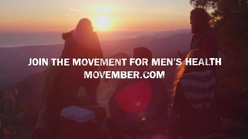 Movember Foundation TV Spot, 'Stop Men Dying Too Young' - Thumbnail 4