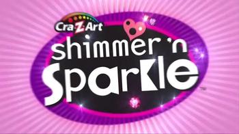 Cra-Z-Art Shimmer N' Sparkle Super Spa Salon TV Spot, 'Waterfall' - Thumbnail 1