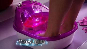 Cra-Z-Art Shimmer N' Sparkle Super Spa Salon TV Spot, 'Waterfall' - Thumbnail 4
