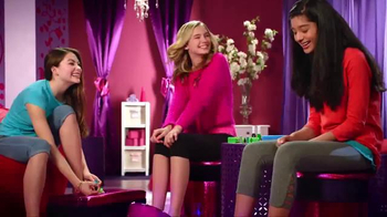 Cra-Z-Art Shimmer N' Sparkle Super Spa Salon TV Spot, 'Waterfall' - Thumbnail 7