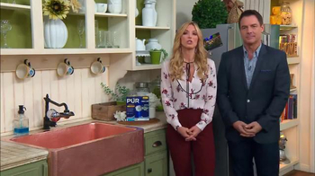 PUR Water Maxion TV Spot, 'Hallmark: Home & Family How-To Moment'