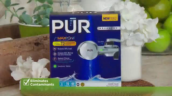 PUR Water Maxion TV Spot, 'Hallmark: Home & Family How-To Moment' - Thumbnail 5