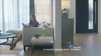 Head & Shoulders TV Spot, 'Invierno' con Sofia Vergara [Spanish] - Thumbnail 1