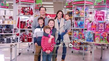 Burlington TV Spot, 'Famila Garcia: esta época de fiestas' [Spanish]