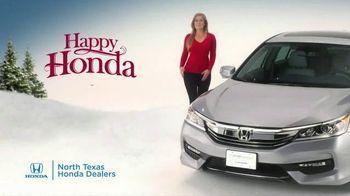 Happy Honda Days Sales Event TV Spot, '2017 Accord' - Thumbnail 1