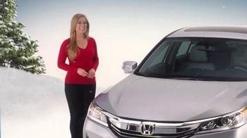 Happy Honda Days Sales Event TV Spot, '2017 Accord' - Thumbnail 5