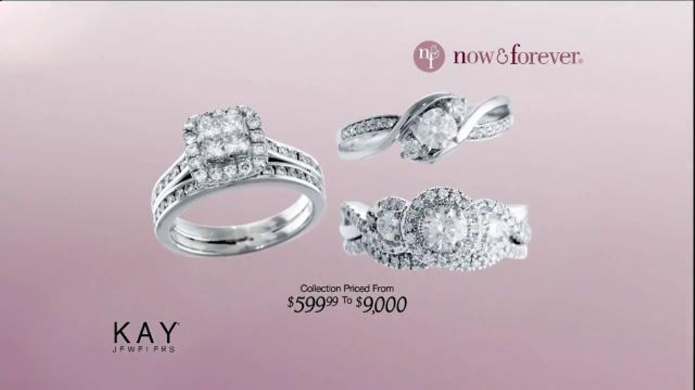 Kay Jewelers Tv Commercial With This Ring Ispot Tv
