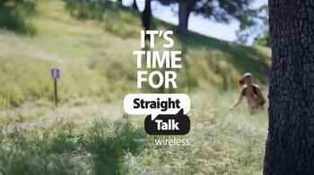 Straight Talk Wireless TV Spot, 'Coverage on the Same Towers, For Less!' - Thumbnail 1