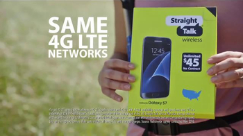 Straight Talk Wireless TV Spot, 'Coverage on the Same Towers, For Less!' - Thumbnail 6