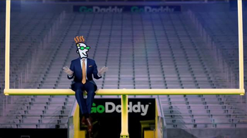 GoDaddy Website Builder TV Spot, \'Goal\'