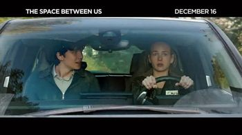 The Space Between Us - 2987 commercial airings