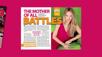 CBS Soaps in Depth TV Spot, 'Sharon Fights Back!' - Thumbnail 6