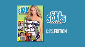 CBS Soaps in Depth TV Spot, 'Sharon Fights Back!'
