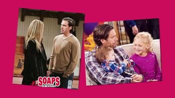 CBS Soaps in Depth TV Spot, 'Sharon Fights Back!' - Thumbnail 4