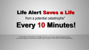 Life Alert TV Spot, 'Home Alone' - Thumbnail 7