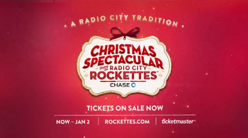 Rockettes TV Spot, '2016 Christmas Spectacular'