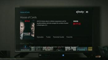 XFINITY X1 TV Spot, 'Netflix Voice Remote' - Thumbnail 9